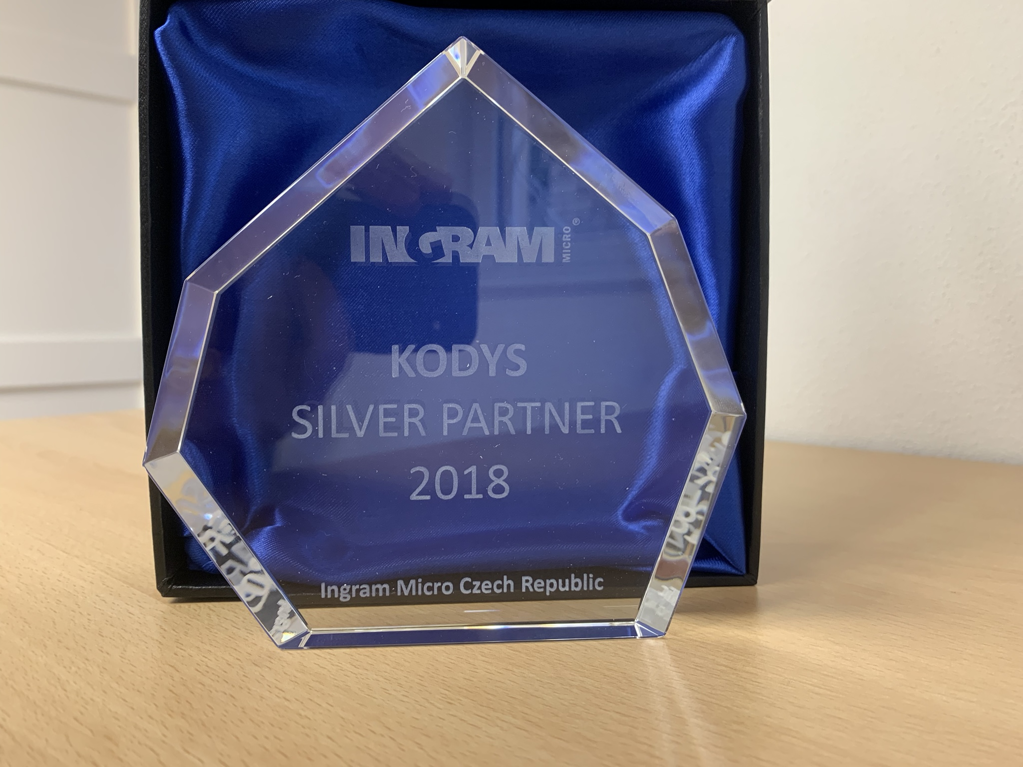 ingram micro czech republic, kodys