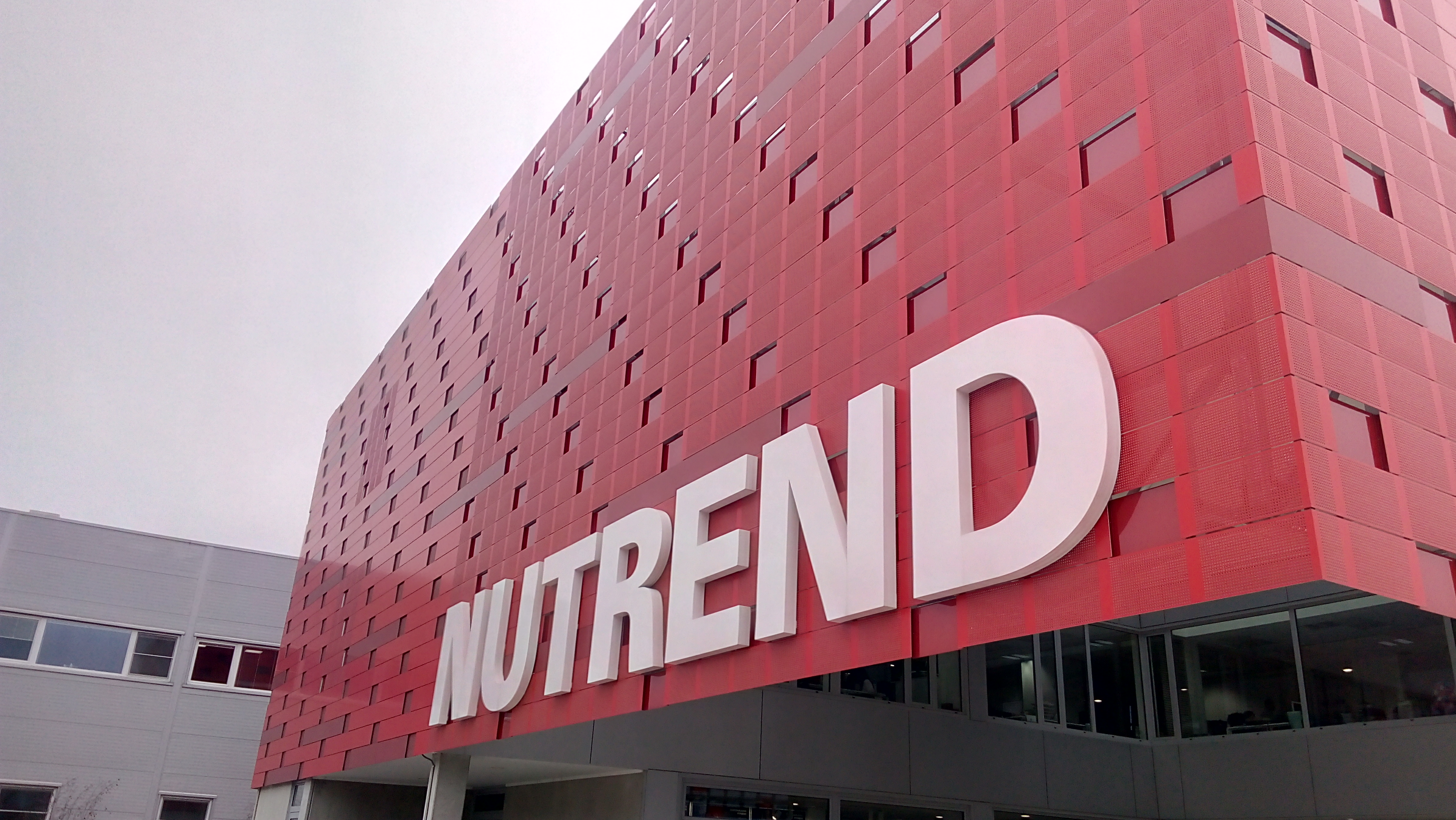 Nutrend - reference KODYS - Implementace WMS